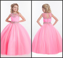 Discount Bubblegum Pink Dresses - 2017 Bubblegum Pink Prom Dresses ...