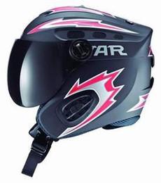 Gros-casque de snowboard STAR haute casque meilleur casque de ski avec un objectif de ski casque de motoneige unisexe d'authentification internationale