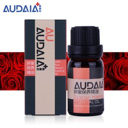 Wholesale Ovary care essential oil packing carton bulgarian rose essential oil pure essential oil tea tree oil acne