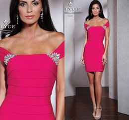 Wholesale Water Melon Imported Party Dresses Short Sexy Speical Occasion Dresses Satin Sleeveless Sheath Backless Prom Gowns Vestido De Club Dress sg