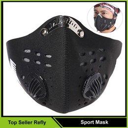 Masque de sport masque de formation Masque de simulation de haute altitude Crossfit Yoga Fitness Matériel de fitness Training ourdoor Equipment Refly