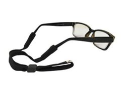Wholesale Quality Eyeglasses Sunglasses Anti slip String Fixer Holders Safety Outdoor Sports Color Choices Black Orange