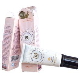 Wholesale BB Cream Korean Brand Cosmetic Brighten Whitening Perfect Concealer BB Foundation Makeup Moisturizing BB Cream g