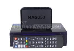 2015 Système d'exploitation IPTV Set Top Box Mag250 Linux IPTV Set Top Box Sans notamment l'IPTV compte Mag 250 Iptv Decoder