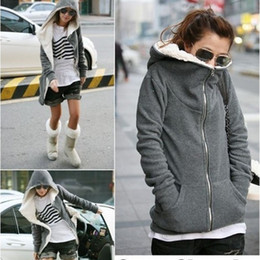 Discount Fur Lined Hoodie Women | 2017 Faux Fur Lined Hoodie Women ...