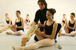 Wholesale Professional ballet tutu classical ballet foot stretch for professional ballet dancer ballet dance Stagewear J