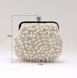 Wholesale Bridal Hand Bags Bridal Accessories New Arrival Evening Bags Elegant Hot Sale Hot Sale