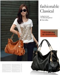New Design Women Leather Handbags Shoulder portable dual-use Bags Totes Bag  Wholesaler Price Sell NO:001