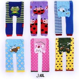 Wholesale Hot kids pp pants toddler cartoon legging tights long trousers Baby Warmer Busha Legging