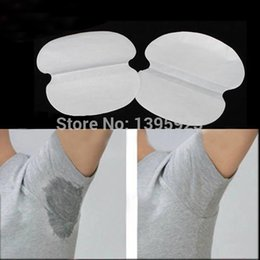 Wholesale 6pcs Pack Disposable Underarm Absorbing Sweat Deodorant Armpit Antiperspirant Pads