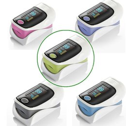 Wholesale Pulse oximeter with OLED screen CE approved direction change with free protect case gifts