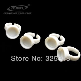 Wholesale Cool Tattoo And Body Art Supplies Permanent Makeup Plastic Ring Ink Tattoo Cups Machinery