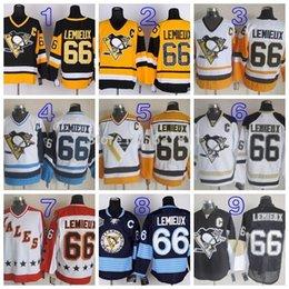 Vintage Penguins Jerseys 110