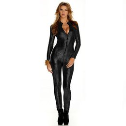 Popular Snakeskin Catsuit-Buy Cheap Snakeskin Catsuit lots from ...