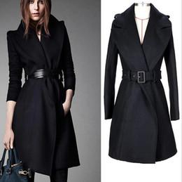 Black Trench Coat Women