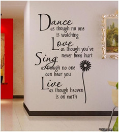 2016 One Word Wall Art Dance as though no one is watching... 40