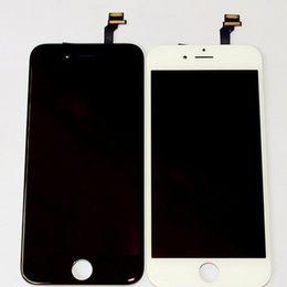 Originale Display LCD di tocco digitale dello schermo Completo di sostituzione complessivo telaio completo per iPhone grado A 6 il trasporto libero