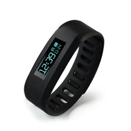 Wholesale Smart Sports Wristband And Activity Tracker In Russia Brazil World Market Free Shipping From