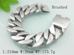 Wholesale tai01 Kalen card round jewelry new men s fashion personality bracelet frosted matte color titanium steel bracelet M