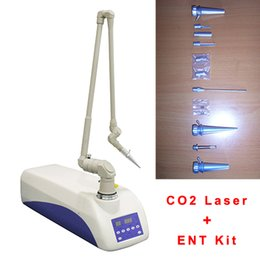 Wholesale Tabletop CO2 Laser Surgery CO2 Laser Oral Surgery Dental Operation ONE Set of ENT Kit Max Watt Tips Handles Arm CE LIA Aprroved