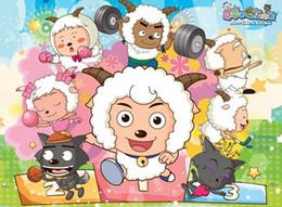 Película CALIENTE de DVD para la película de los niños de las películas de la historieta del huitailang de xiyangyang de la serie de las películas de los niños DVD Envío libre de DHL
