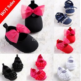 Wholesale newborn girl toddler hello kitty shoes baby first walker shoes bebe soft sole winter boots children s footwear boy botas Sizes