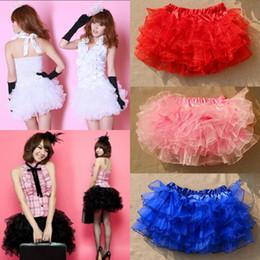 Wholesale 2015 Fashion Short Petticoat For Wedding Dresses Colors Bubble Skirts Organza Ruffles Tiered Petticoats Tutu Skirts Free Size