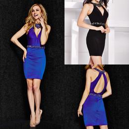 Open Back Bodycon Dresses Online | Open Back Short Bodycon Dresses ...