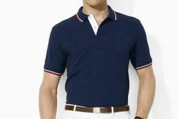 Wholesale Hot Selling Men s Polo Shirts Men s Casual T shirts Cotton Short Sleeve Shirt Men high quality T Shirts Men Size S XXL