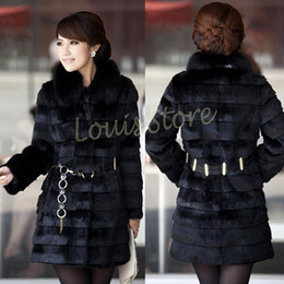 Discount Discount Long Fur Coats | 2017 Discount Long Fur Coats on