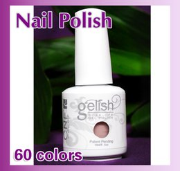 Wholesale 2014 Hot Sale CNF Gelish UV LED ml nail gel polish base gel and top coat
