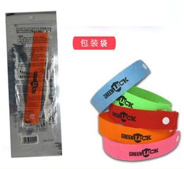 Wholesale 2015 New Baby Mosquito Repellent Band Bracelets Anti Mosquito Baby wristbands Baby natural Anti mosquito Bracelets LJJD1858