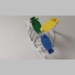 Wholesale 10 Suits Dental Digital X Ray Film Sensor Positioner Holder Dentist dental material