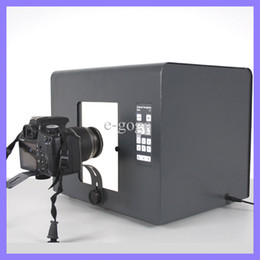 SANOTO Mini Photo Studio Photography Light Box Photo Box Softbox B270 Jewelry ,diamonds B350 B430 lighting boxes from light box studios suppliers