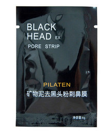 Wholesale Facial Minerals Conk Nose Blackhead Remover Mask Pore Cleanser Nose Black Head EX Pore Strip