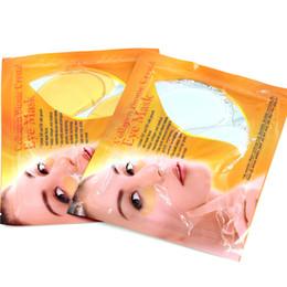 Wholesale Eye Mask Collagen Gold Mask Bionic Crystal Eye Mask Contain EGF FGF Collagen Face Mask Dark Circle