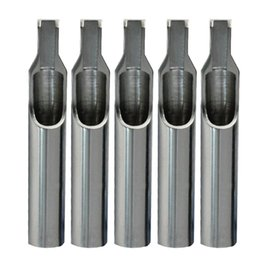 Wholesale N509 FT FT Pro Stainless Steel Tattoo Nozzle Flat Tip