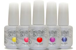 Wholesale high quality soak off gel polish nail gel lacquer varnish for gelish nail polish uv gel B0355 MOQ144