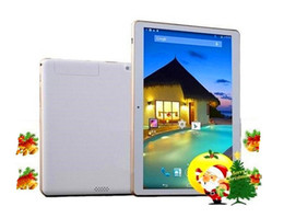 online shopping 3G tablet inch Dual sim MTK6582 Android4 G GSM phone call tablet GB GB Quad Core Bluetooth Wifi DHL FREE