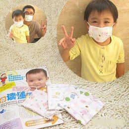 Wholesale New baby masks PM special anti fog and haze masks breathable cotton masks for year old children
