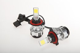 Акций США! 32W 6000K H4-H / L 9004-H / L 9007-H / L HB1 9007-H / L HB5 H13-H / L 9008 Авто светодиодный фонарь лампы