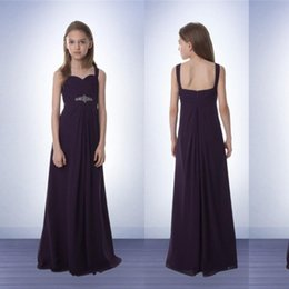 Cheap Dark Purple Chiffon Dresses For Juniors | Free Shipping Dark ...