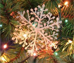 christmas snowflake christmas ornaments christmas decorations for christmas tree showcase office shopping mall home ktv bar festival favors - Christmas Decorations Wholesale