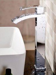 Bathroom Tall Basin Vessel Sinks