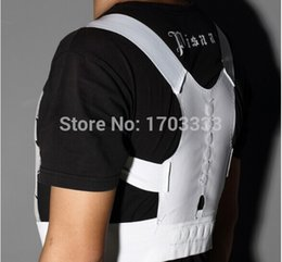 Wholesale Men Women Magnetic Posture Back Support Corrector Belt Band Feel Young Belt Brace Shoulder Braces Supports for Sport Safety