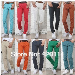 Orange Colored Jeans Men Online | Orange Colored Jeans Men for Sale