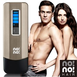 Wholesale No No hair pro5 No No hair Pro3 Hair Removal System with levels of temperature