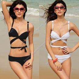 Wholesale 2015 Sexy Women ladies Swimwear Bikini Beach Swim Wear Swimsuits Beachwear Color Sizes