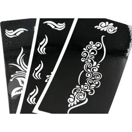 Wholesale F Stencils For Panting Paper Tattoo Template Glitter Tattoo Stencil Waterproof Inch F199