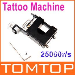 Wholesale Professional Silent Allen Wrench Black Motor Rotary Tattoo Gun Machine Dropshipping